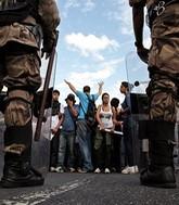 Бразилия: «футбольные протесты» (+фото, видео)