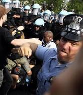 Жестокость полиции глазами подростка (+фото)