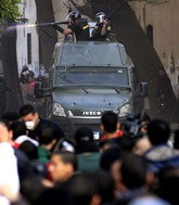 Египетский Ноябрь. Бойня на Тахрире (+фото, видео)