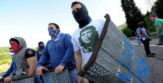 Восстание шахтеров Астурии