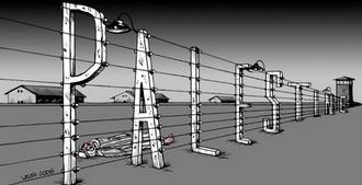 Мы все будем на месте жителей Газы