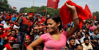 Непал: где же классовая борьба?