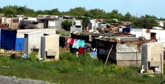 ЮАР: «Чудовище рынка вырвалось на свободу» (+фото)