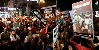 Турция рискует увязнуть в войне (+видео)