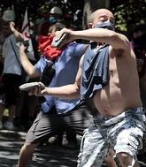 Solidaridad против резиновых пуль (+фото, видео)
